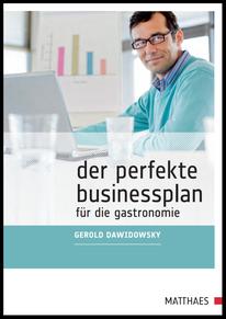 der perfekte Businessplan für die Gastronomie