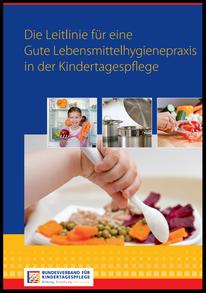 Lebensmittel Hygiene in KiTas