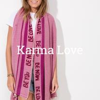 Karma Love Schals online bestellen