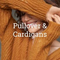 Pullover und Cardigans Online bestellen