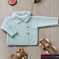 laine Katia collection Baby Tweed modèle N°60389