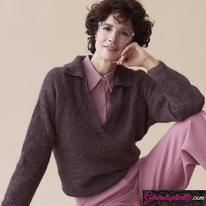 Laine-Katia-Mohair -Cotton-Modèle N°6185-22