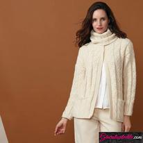Laine-Katia-Cotton-Merino-Modèle N°6136-3