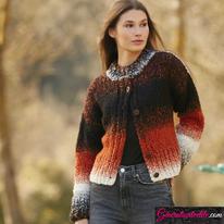 Laine Katia Laponia modèle N°6139-12