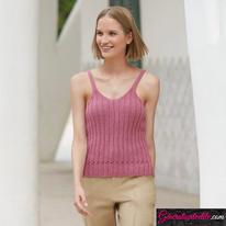 Laine-Katia-Cotton-Alpaca-Modèle N°6123-30