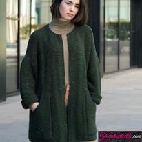 Laine Katia Merino Tweed Modèle N°6140-44
