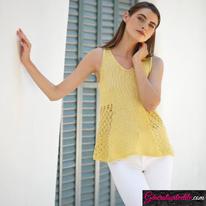 Laine-Katia-Cotton-Alpaca-modèle-N°6123-11