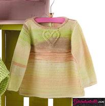 Laine Katia Merino Baby Plus Modèle N°5930-23
