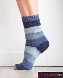 Laine Phildar Collection Phil-Socks-Multico