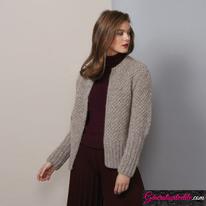 Laine-Katia-Alpaca-Silver-Modèle N°6136-32