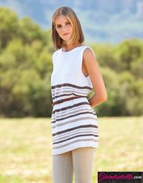 Laine-Katia-Cotton-Stretch-Modèle N°6985-52