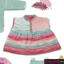 Modèle Laine Katia Candy N°6120-41