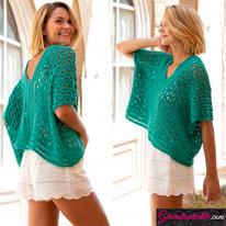 Laine-Katia-Cotton-100%-modèle-N°6122-9
