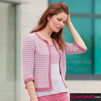 Laine-Katia-Cotton-Alpaca-Modèle N°6074-33