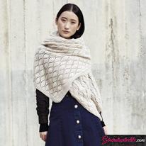 Laine-Katia-Mohair -Cotton-Modèle N°6185-3