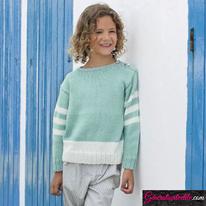 Laine-Katia-Cotton-100%-modèle-N°6121-24