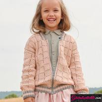 Modèle Laine Katia Cotton-Cashmere N°6167-8