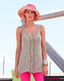 laine Katia collection Linen modèle N°6767-2
