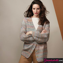 Laine-Katia-Cotton-Merino-Craft-Modèle N°6136-11