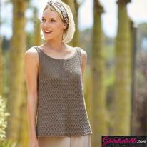 Modèle Laine Katia Cotton-Cashmere N°6166-10