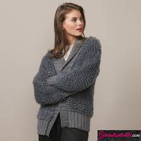 laine Katia collection Tencel-Merino modèle N°6136-22
