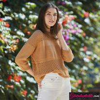 Modèle Laine Katia Cotton-Cashmere N°6123-21