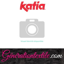 Laine-Katia-Cotton-Merino-Fine-Modèle N°