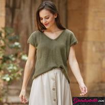 Modèle Laine Katia Cotton-Cashmere N°6166-19