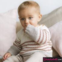 Laine-Katia-Cotton-In-Love-Modèle N°6186-1