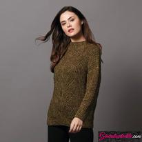 Laine-Katia-Cotton-Merino-Modèle N°6136-49