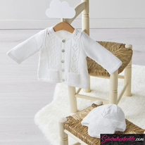 Laine Katia collection Baby Nature Modèle N°6230-8