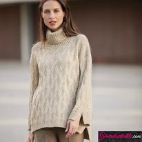 Laine-Katia-Cotton-Merino-Modèle N°6092-1
