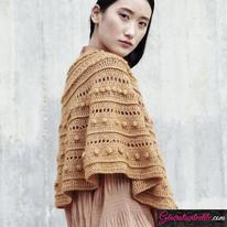 Laine-Katia-Mohair -Cotton-Modèle N°6185-4