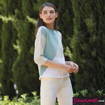 Laine-Katia-Cotton-Alpaca-Modèle N°6123-14