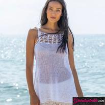 laine Katia collection Lino 100% modèle N°6165-57