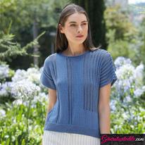 Modèle Laine Katia Cotton-Cashmere N°6123-4