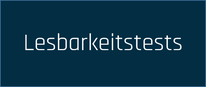 Lesbarkeitstests und User Readability Testing - Regulatory affairs