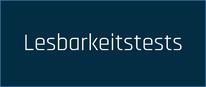 Lesbarkeitstests und User Readability Testing - Regulatory affairs