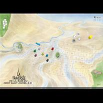 La traversée de la Baie du Mont Saint-Michel à dé