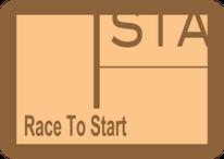 Bringe deinen Rodel schnellstmöglcih an den Start