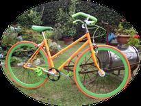 fluo bike