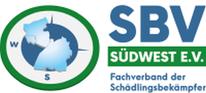 Logo SBV Südwest e.V. (Fachverband der Schädlingsbekämpfer in Gründung