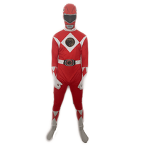 mascotte power ranger
