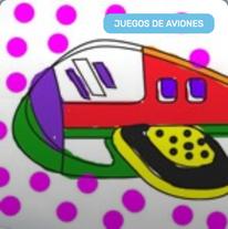 Pintar Aviones de Colores