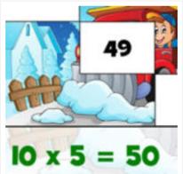 Multiplicaciones de Invierno