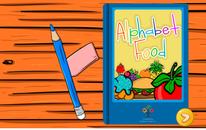 Alphabet FOOD