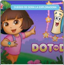 Cuenta Estrellas con Dora y el Mapa