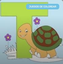 Colorear Letras Online