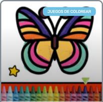 Colorear Mariposas Online