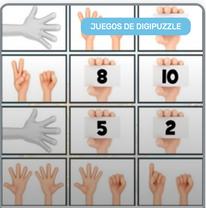 Cuenta los Dedos y memoriza